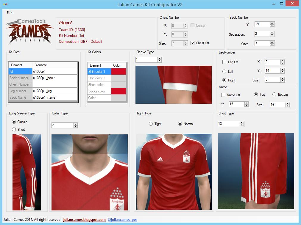 Pro Evolution Soccer 2015/Kits - Rigged Wiki