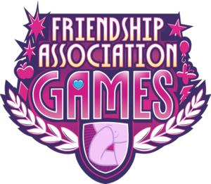 Friendship Association Games 1 logo.png